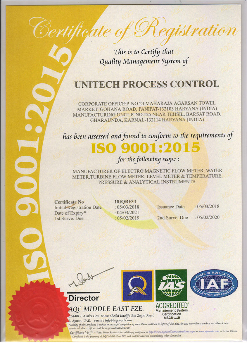 second-certificate