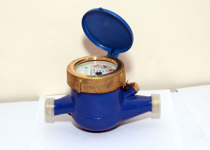 Flow Count Water Meter – Unitech Process Control